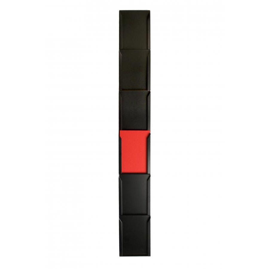 postkartenhalter 87 wand a6 hochformat fluxfactory. Black Bedroom Furniture Sets. Home Design Ideas